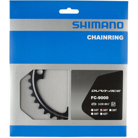 Shimano Dura-Ace FC-9000 Chainring 11-speed MB, black
